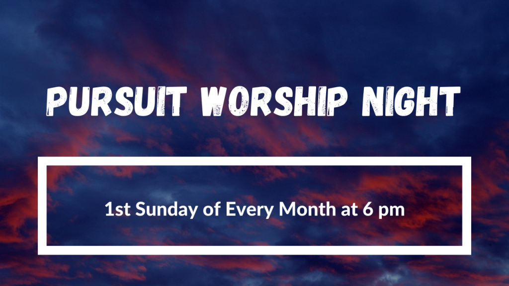 Worship Night @ Williamstown Assembly of God